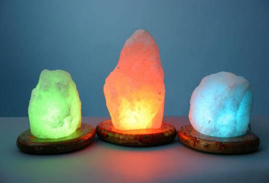 Как сделать соляную лампу в домашних условиях